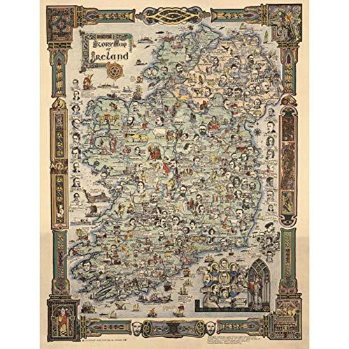 Cartel,Mapa Del Mundo Vintage Mapas Del Mundo Cartel Madrid Capital De España...