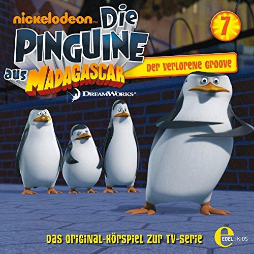Der verlorene Groove (Die Pinguine aus Madagascar 7) Titelbild