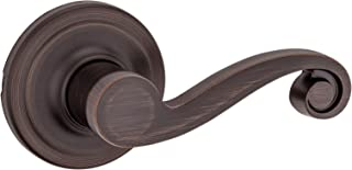 Lido Right-Handed Half-Dummy Lever with Microban Antimicrobial Protection in Venetian Bronze