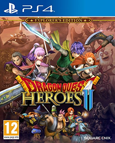 Dragon Quest Heroes 2: Die Entdecker Edition/ PS4 [