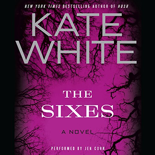The Sixes audiobook cover art
