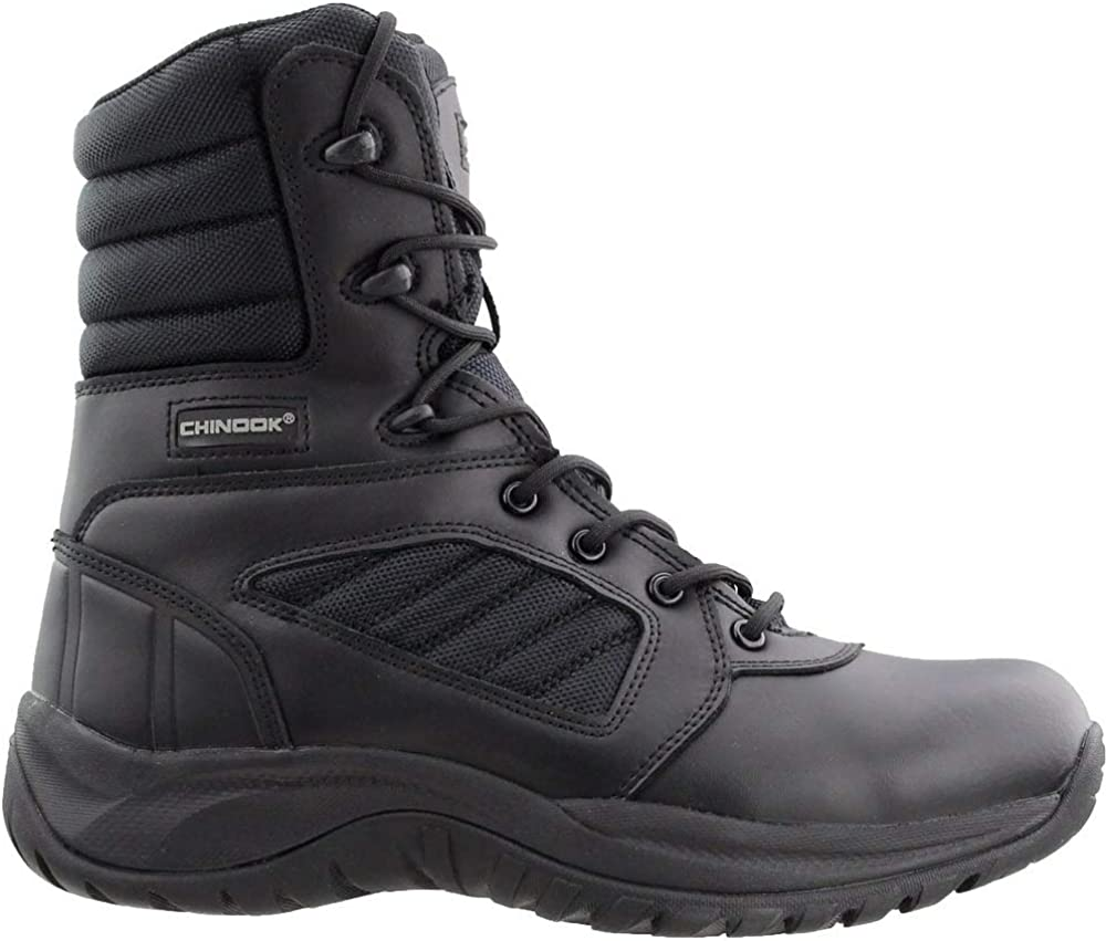 Chinook Mens Cover 8 Inch Casual shipfree Shoe Work Safety Gorgeous
