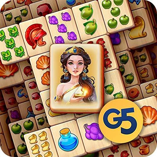 Emperor of Mahjong: Match tiles &builda city