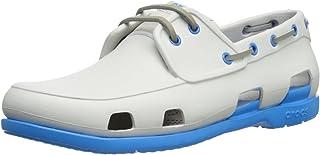 Crocs Mens Beach Line Boat Shoe