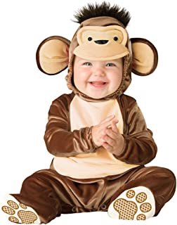 Mischievous Monkey Infant/Toddler Costume