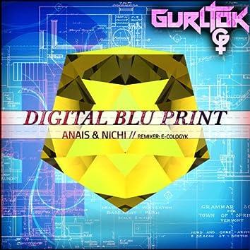 Digital Blu Print