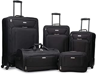American Tourister 4 Kix 21 Softside Spinner