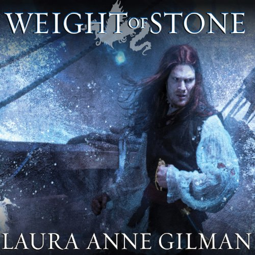 Weight of Stone audiobook cover art