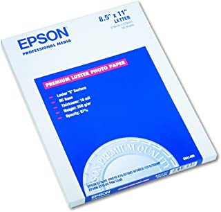 epson premium semimatte photo paper 260
