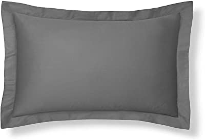 Pillow Shams 20X30 + 2 Inch, White Pillow Shams Queen 20X30 Size Pillow Shams Cover 100/% Egyptian Cotton