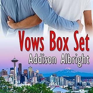Vows Box Set audiobook cover art