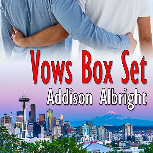 Vows Box Set audiobook cover art