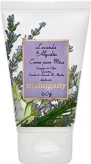 Mahogany - Creme para as Mãos Lavanda & Algodão 60 g Mahogany