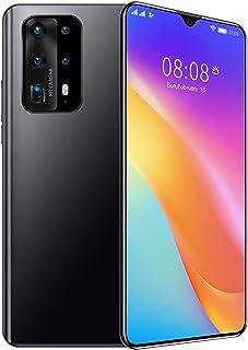 """HJFGIRL Smartfon 4 g 4800 mAh 6 + 128 GB telefon komórkowy 48 + 13 MP kamera Ai, ekran 7,0"""" FHD + podwójny telefon komórko..."""