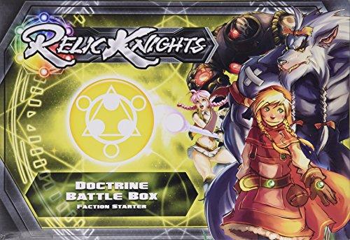 Relic Knights: Dark Space Calamity: Doctrine Battle Box