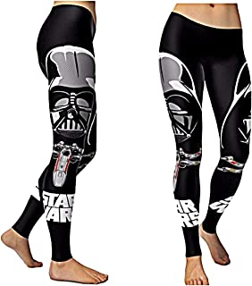 943e477eb4 Star Wars Darth Vader Character One Size Fits Most Novelty Leggings