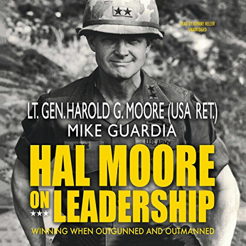 Hal Moore on Leadership audiobook cover art