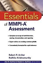 Essentials of MMPI-A Assessment (Essentials of Psychological Assessment Series)