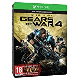 Microsoft Gears of War 4 - Ultimate Edition, Xbox One vídeo - Juego (Xbox One, Xbox One, Shooter, Modo multijugador, M (Maduro))