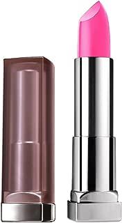 Maybelline Color Sensational Creamy Matte Lipstick, Faint For Fuchsia, 0.15 oz.