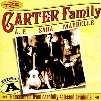 The Carter Family 1927 - 1934 Disc A