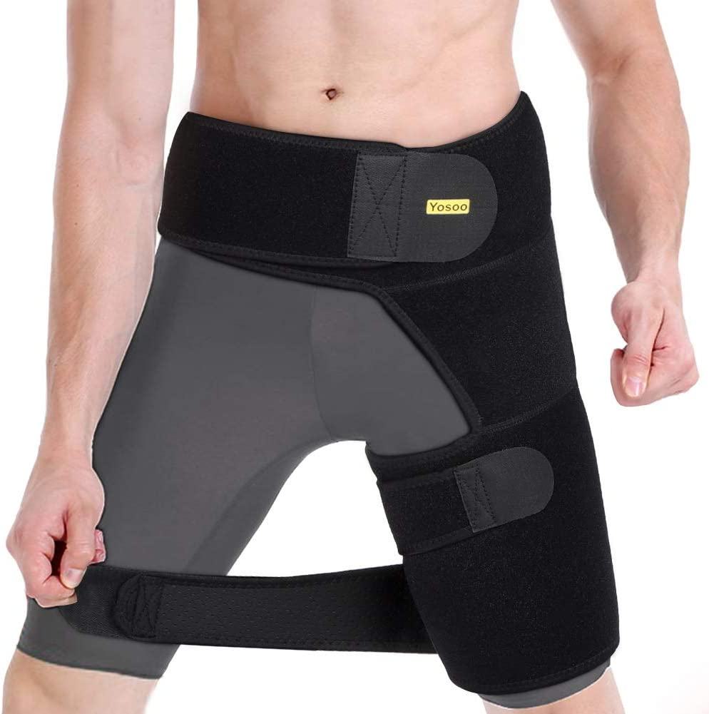Hip Brace Thigh Support Popularity with Lumber Sciatica Relief G Belt El Paso Mall Wrap