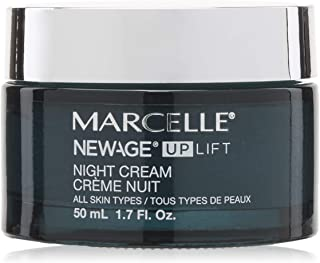 Marcelle NewAge UpLift Night Cream, Hypoallergenic and Fragrance-Free, 1.7 fl oz