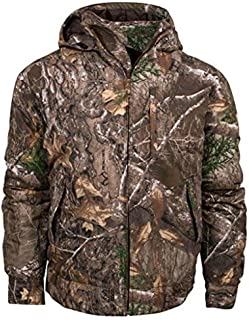 King's Camo Classic Cotton Insulated Jacket Realtree Edge