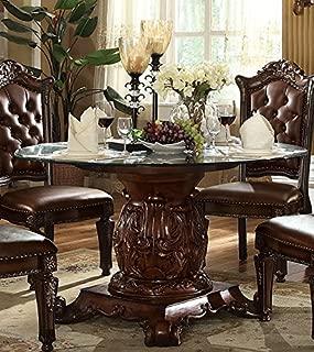 Best double pedestal table base Reviews