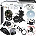 Seeutek 80cc Bike Bicycle Motorized 2 Stroke Cycle Motor Engine Kit Set