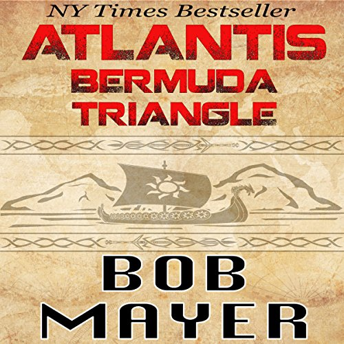 Atlantis: Bermuda Triangle audiobook cover art