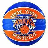Spalding NBA Team NY Knicks 83-509Z Balón de Baloncesto, Unisex, Multicolor, 7