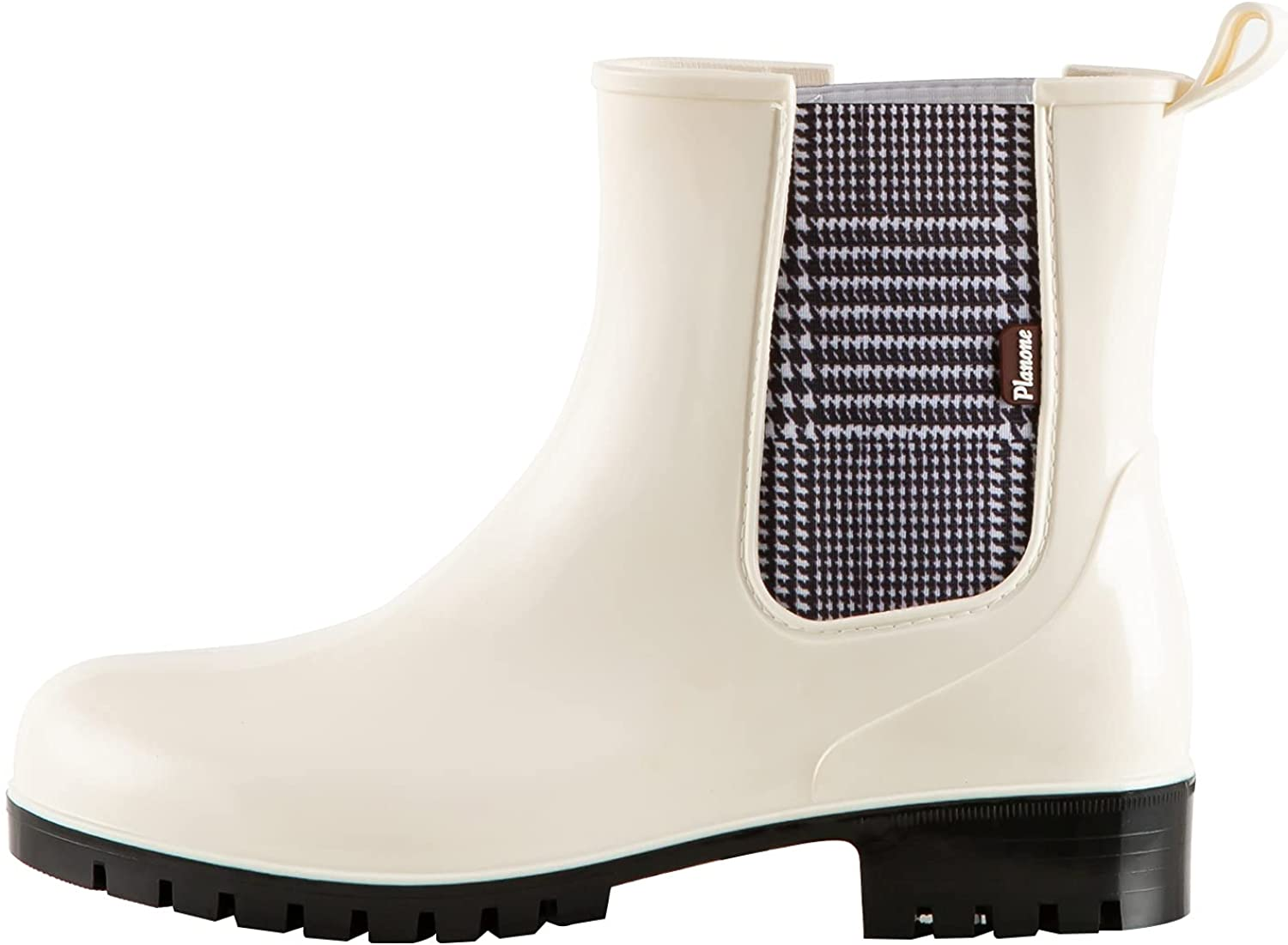 Max 85% OFF planone Short rain Boots Super popular specialty store for Shoesï¼ Garden Waterproof and Women