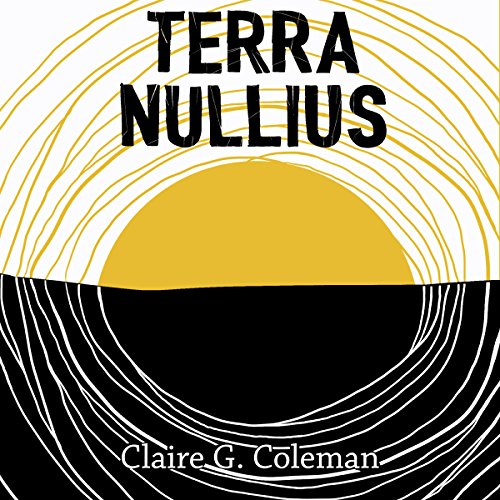 Terra Nullius audiobook cover art