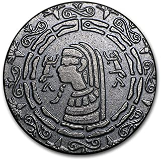 Egyptian Pharaoh Monarch 0,5 OZ (G.) Plata 999 moneda de colección