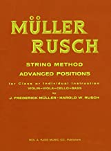 53F - Muller Rusch String Method Book 3 - Conductor Score