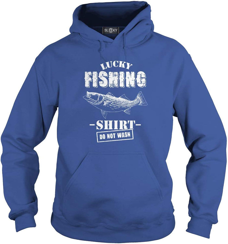 Sleeky Lucky Fishing Shirt Do Not Wash TShirt