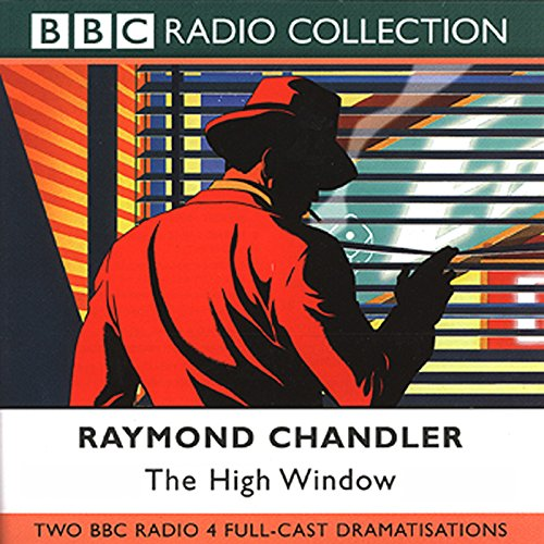 The High Window (Dramatised) audiobook cover art