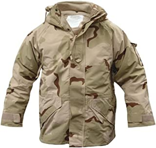 GOVERNMENT CONTRACTOR GI ECWCS 3 Color Desert Cold Weather Parka Goretex Parka