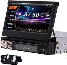 """9/"""" 1 DIN Autoradio MP5 MP3 Player Mit Bluetooth USB AUX Freisprecheinrichtung DE"""