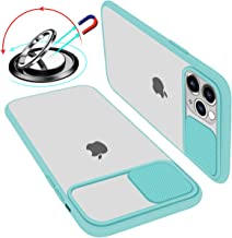 Camera Case for iPhone 11,[Slide Camera Lens...
