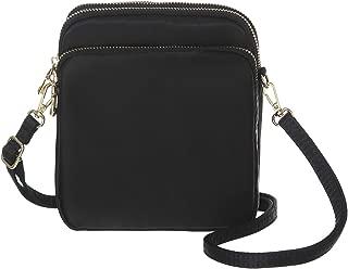 RFID Blocking Small Travel Crossbody Bag Nylon Purse and Handbags For Women