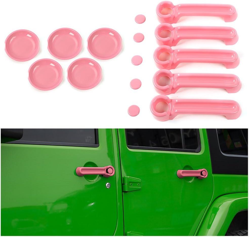 Pink Door 永遠の定番 Handle Cover Trim Exterior 希望者のみラッピング無料 Car Kits Bowl