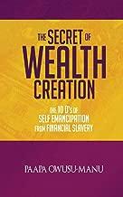 The Secret of Wealth Creation