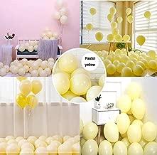 Best light yellow balloons Reviews