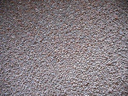 Der Naturstein Garten 25 kg (Vergleichspreis: 8,76 Euro bei 20 kg) umweltfreundliches Lava Streugut 1/5mm Salzfrei Winterstreu Streusalz - Lieferung KOSTENLOS