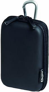 Digio2 デジタルカメラケース EVA セミハード Sサイズ ブラック DCC-056BK