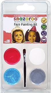 Snazaroo Face Paint Princess Mini Kit