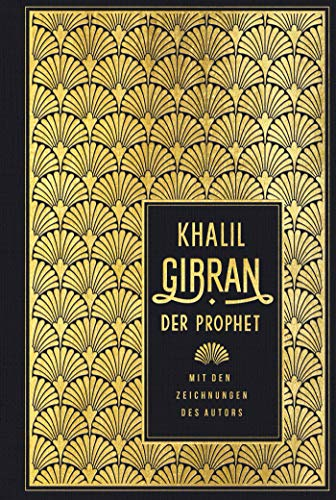 Der Prophet: Leinen mit Goldprägung
