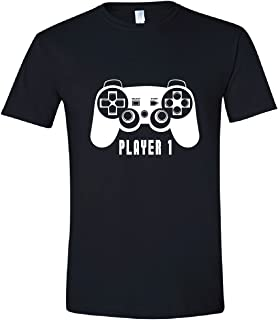 player 1 shirt